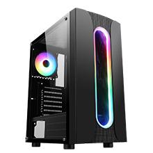 CiT Sairon Mid-Tower PC Gaming Case