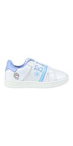 bambas Frozen 2;Tenis Frozen 2;Zapatillas de deporte Frozen 2;Zapatillas infantiles;Zapas niña;