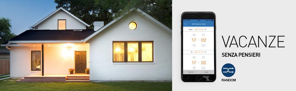 electraline wi-fi smart kit; electraline wifi smart kit; prese wifi; presa wifi; presa app; timer