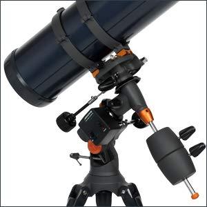 AstroMaster 130EQ-MD Newtonian Telescope