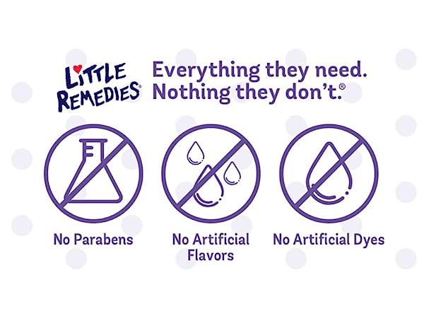 No Parabens, No Artificial Flavours, No Artificial Dyes