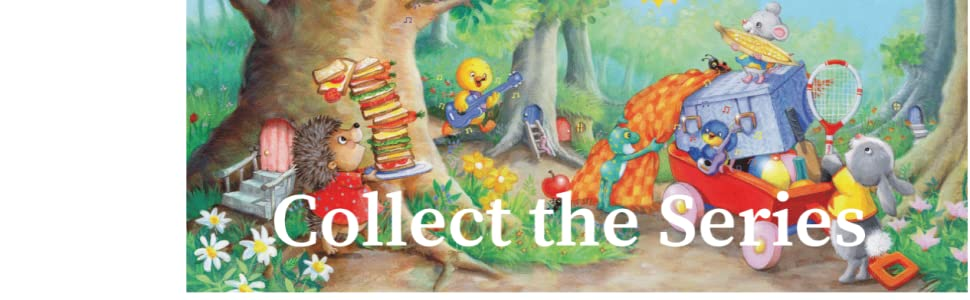 Collect the tender moments children's books series