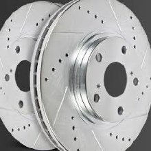 Power Stop AR82153XPR Front Evolution Drilled /& Slotted Rotor Pair