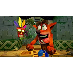 Crash, Crash Bandicoot, Crash Bandicoot N Sane Trilogy, Crash Xbox One, Crash Nintendo Switch,
