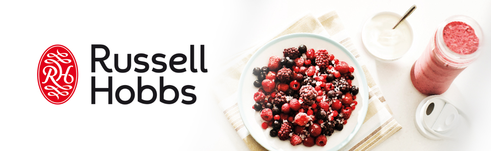 Russell Hobbs 23470-56 blender mix & go