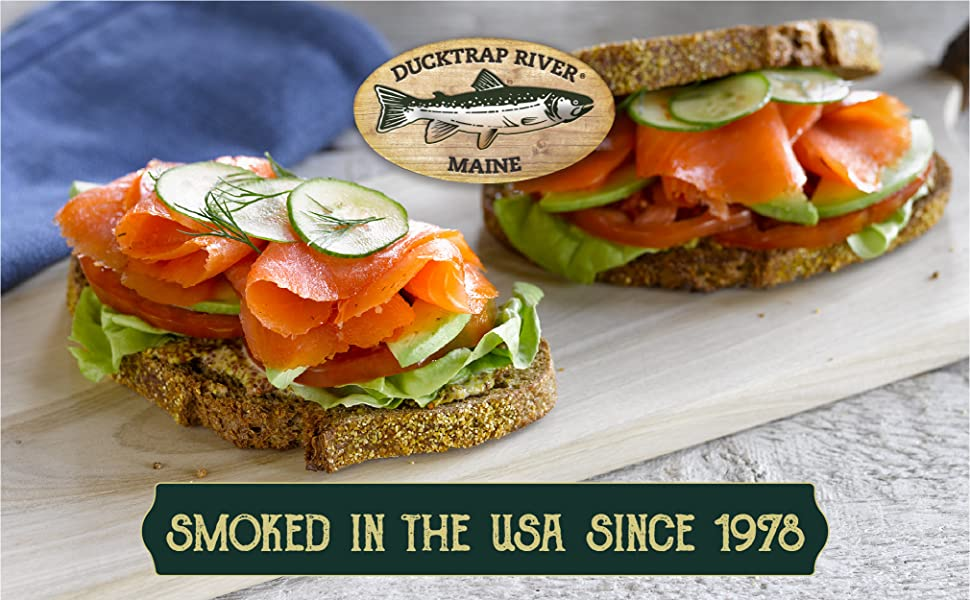Ducktrap - Smoked in the USA since 1978