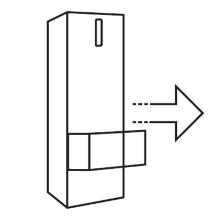 Easy-Access-Gefrierschubladen