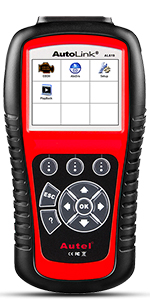 Amazon.com: Autel AL619 Autolink Engine/ABS/SRS Auto OBD2 Scanner Car Code Reader Automotive