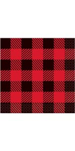 Buffalo Plaid Lumberjack Dinner Plates, 8ct · Buffalo Plaid Lumberjack  Dessert Plates, 8ct · Buffalo Plaid Lumberjack Party Napkins, 16ct ...