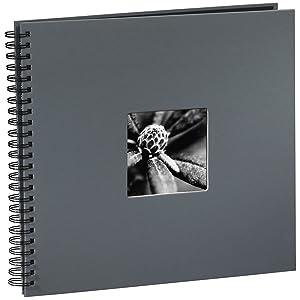 Spiralgebundenes Album