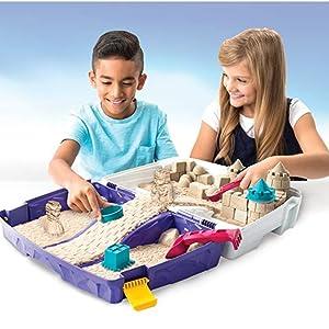 Kinetic sand,play sand,magic sand,sensory play,toys for kids,sand box,sand castle,sensory sand