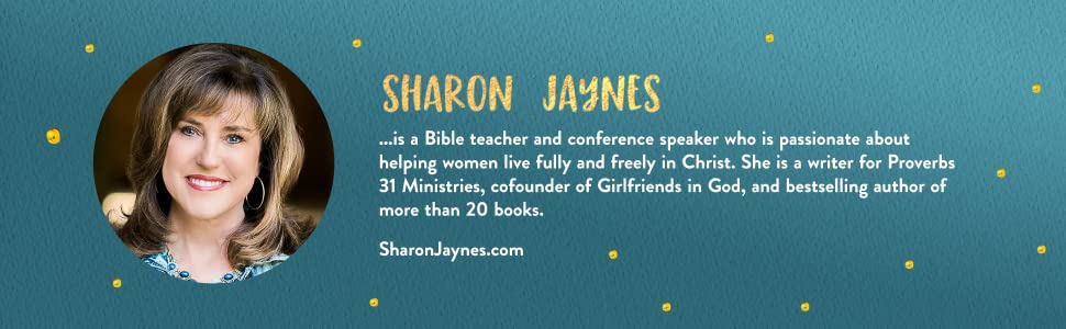 Sharon Jaynes, Proverbs 31, Enough, The Power of a Woman's Words