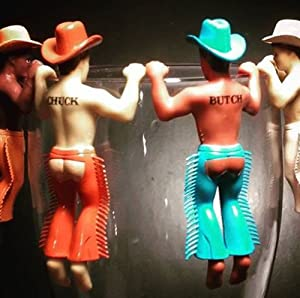 Cowboy Drinking Buddies Cocktail Markers