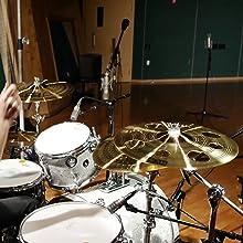hcs cymbals