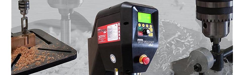 Nova 58000 Voyager Dvr Drill Press Amazon Com