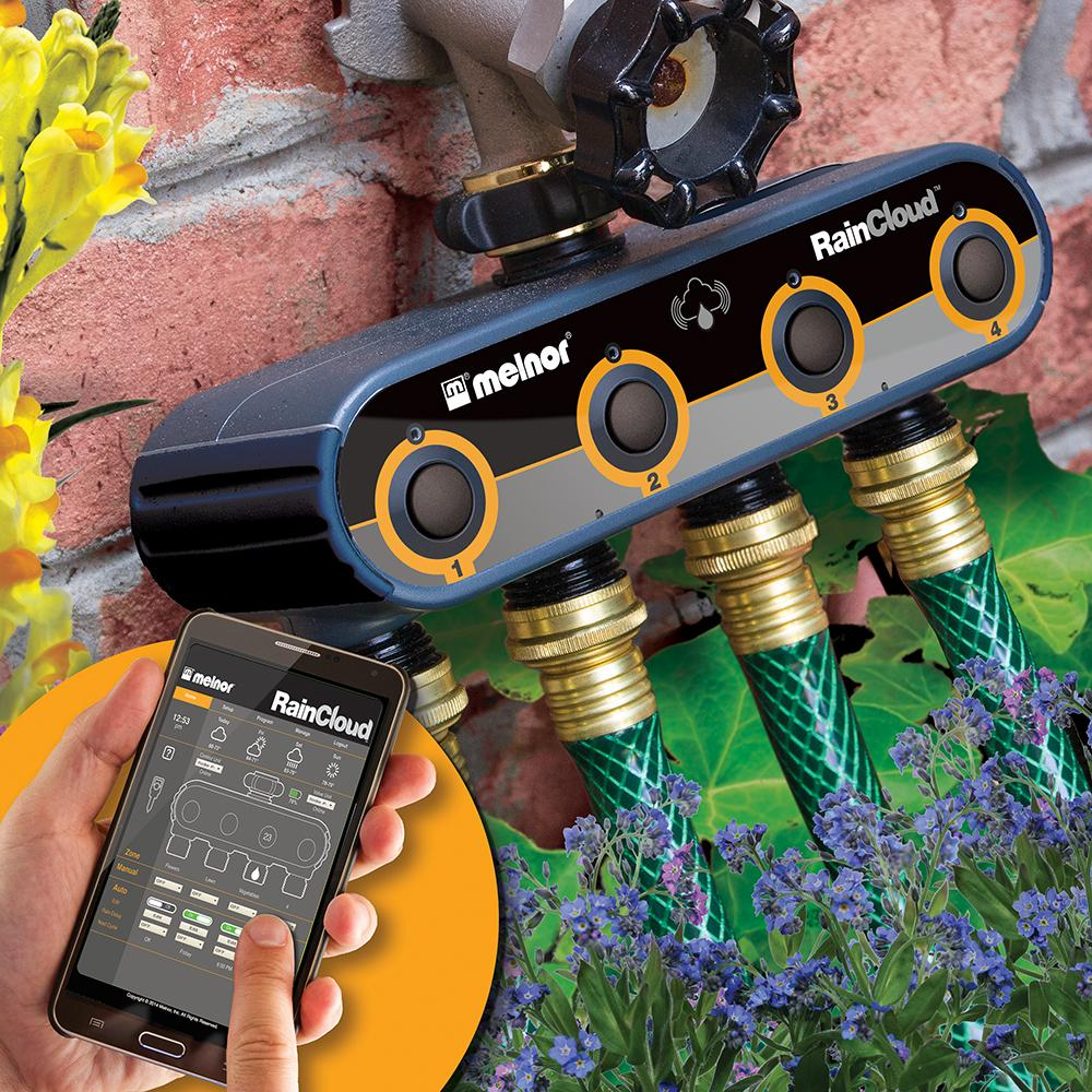 View larger  sc 1 st  Amazon.com & Amazon.com : Melnor 3015 Digital Water Timer : Watering Timers ...