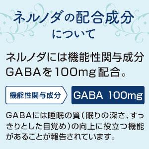 GABAについて