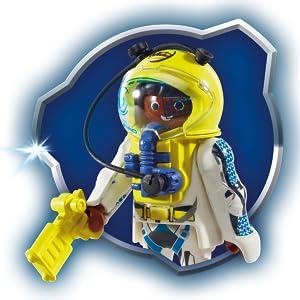 Mars Rover Astornaut