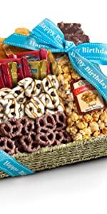 Birthday Chocolate Basket