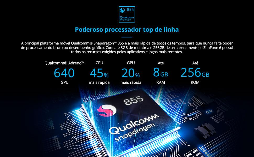 desempenho processador top de linha