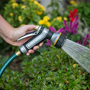 watering nozzle, hose end nozzle