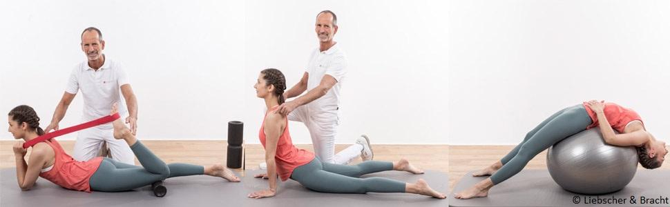 Liebscher Bracht Rücken Übungen