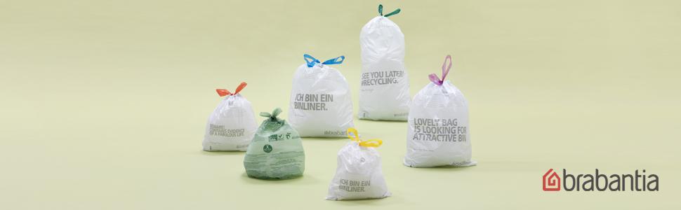 sacs poubelle PerfectFit Brabantia