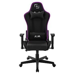 La silla gaming perfecta
