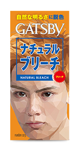ナチュラルブリーチ(医薬部外品)【販売名】  1剤:GB ブリーチクリームa,2剤:GB OXウォーターb