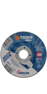 Tiger Inox Combo Wheels