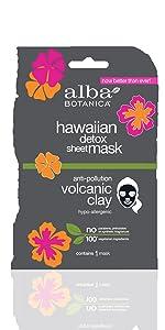 Hawaiian Detox Sheet Mask
