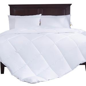 Puredown Goose Down Feather Pillows For Sleeping Down