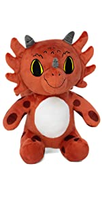 diggory doo dragon plush