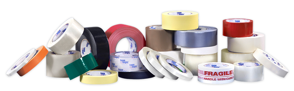Tape Logic has a solution for all of your adhesive needs!