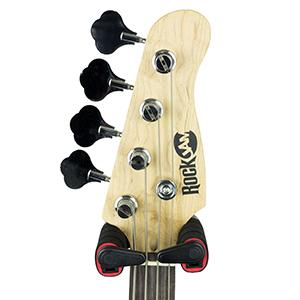 perchas de guitarra para pared