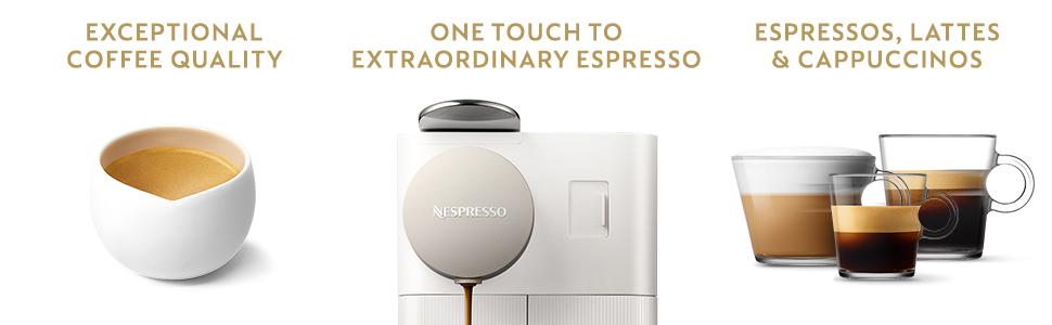 Nespresso quality