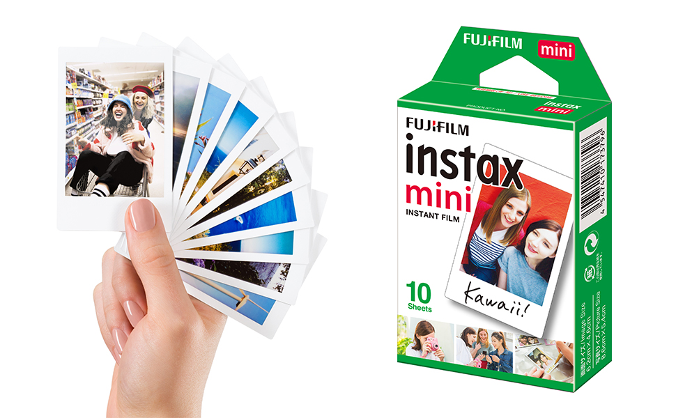 instax mini film standard
