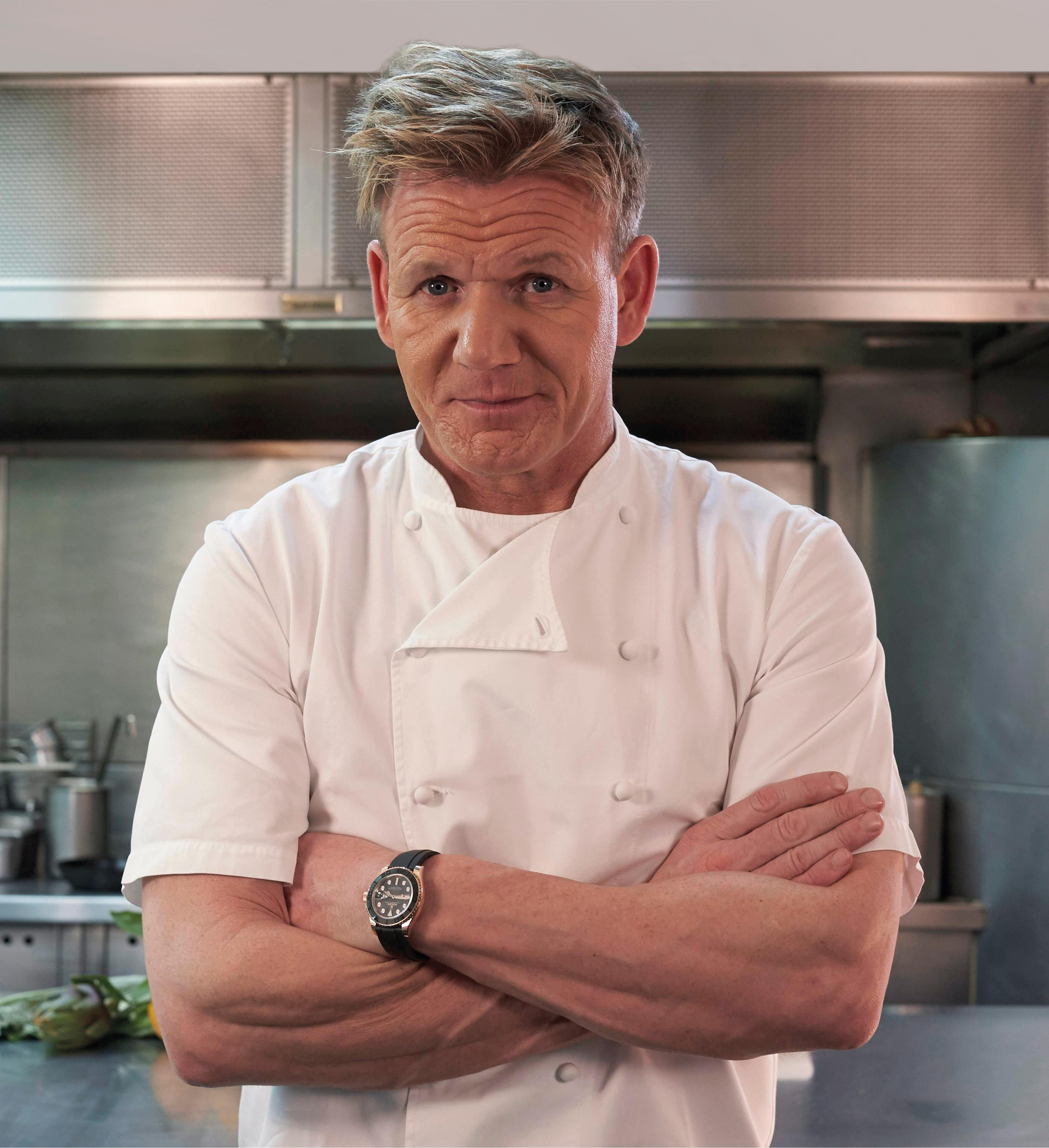 Royal Doulton Gordon Ramsay 6 Piece Knife Block Set, Black