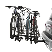 No Wobble No Tools System to keep your bikes safe. No shaking no wobbling bikes always tight