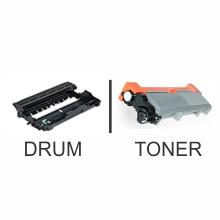toner,drum,consumables,genuine consumables,toner and drum, separate toner and drum