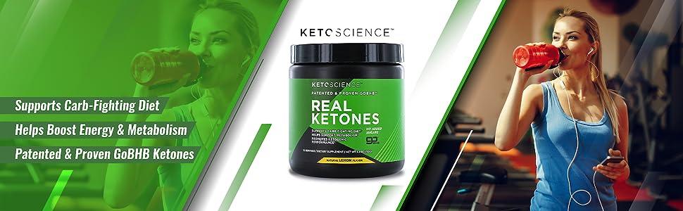 real ketones lemon lemonade powder carbs sugar