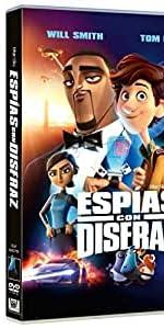 espías con disfraz DVD