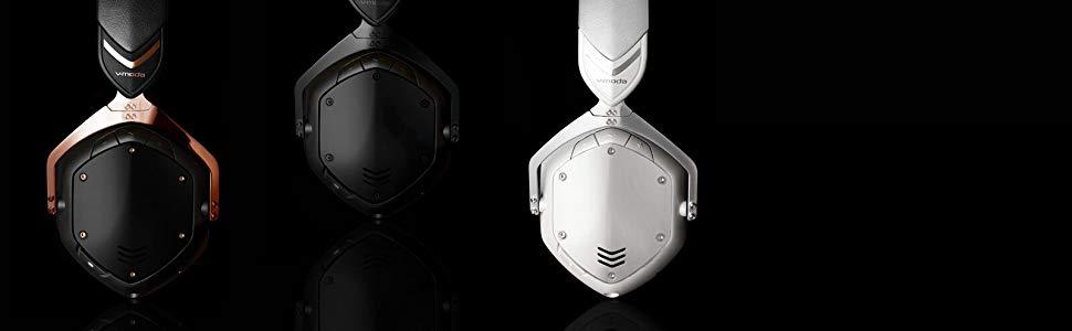 V-MODA Crossfade 2 Wireless Over-Ear Kopfhörer mit: Amazon