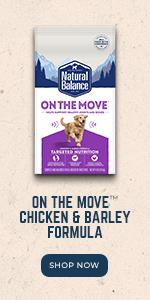 Natural Balance On The Move Dog Food