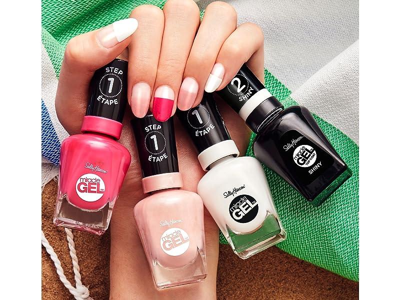 Sally Hansen;Nail Treatment;Nail Care;Nail Polish;Nail Colour