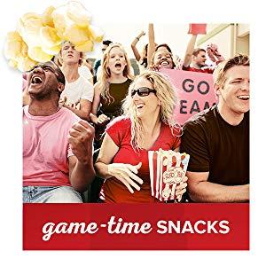 Popcorn, popcorn oil, kernels, popcorn kernels, popcorn kit, variety pack, gametime snacks, poppable