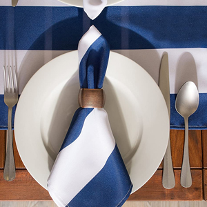 place setting, placemat, reversible mats, stain resistant, table clips for dining, picnic set