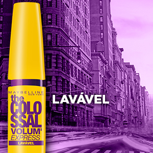colossal, máscara, máscara maybelline, colossal maybelline, colossal express, lavavel