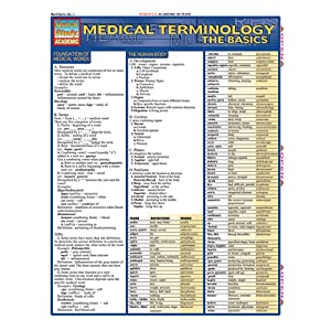 Medical Terminology:The Basics (Quick Study Academic): Inc