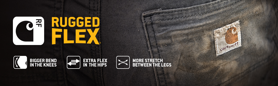 mens pants, rugged flex, work, workwear